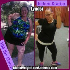 Lyndsi weight loss photo