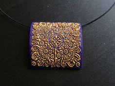 pendant Sutton slice by jeanette-jewels, via Flickr