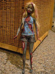 Zombie Barbie by ~eat-my-socks-jerk on deviantART