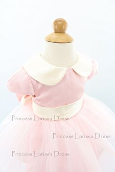 Dusty Rose Cap Sleeve Pageant Dress Infant Thanksgiving