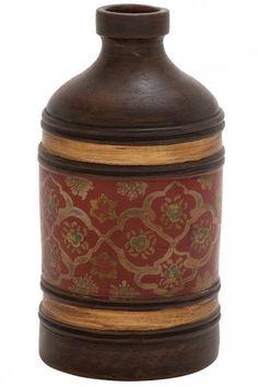 Reina Bottle Vase - Flower Vase - Vase | HomeDecorators.com