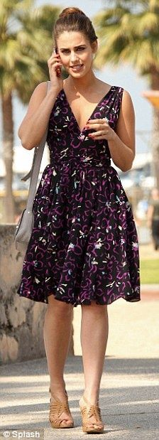 Love the dress. Hate the pattern!