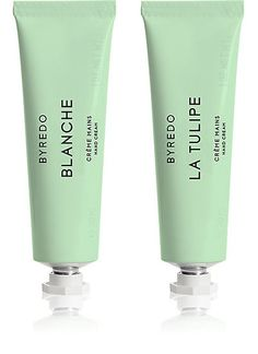 We Adore: The Hand Cream Duo from Byredo at Barneys New York