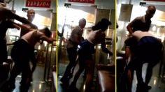 江西九江修水縣國土資源局一名幹部,日前被爆在歌舞廳內鬧事,毆打一名女服務員,還流出現場影片,引起網民...