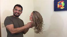 LONG LAYERED HAIRCUT TUTORIAL   -  Corte de cabello en capas largas