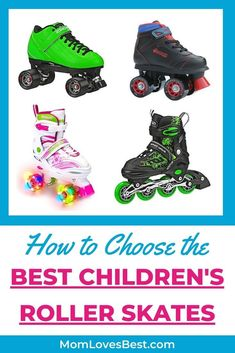 Running into some speed bumps while looking for roller skates for your child? We'll help remove the obstacles in your path by sharing what you should be looking for in high-quality roller skates. #travelwithkids #travelwithbaby #babytravel #kidstravel Best Roller Skates, Kids Roller Skates, Kids Skates, Parenting Toddlers, Parenting Styles, Parenting Hacks, Traveling With Baby, Travel With Kids, Kids Fun