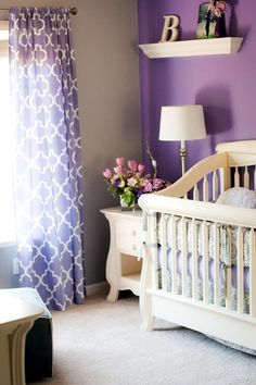 Baby Girl Room Ideas - Reorganizing a bedroom into a girl nursery needs more efforts. Parents should decide the best baby girl room ideas. Kids Room Design, Nursery Design, Design Girl, Wall Design, Color Of The Year, My New Room, Girls Bedroom, Bedrooms, Room Girls