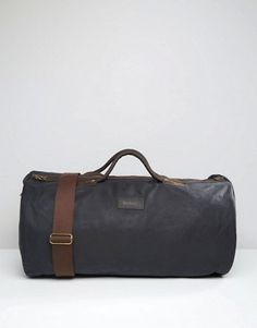 d9553386a8ef Barbour Wax Holdall In Navy