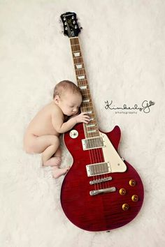 Another guitar baby