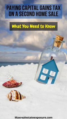 See what you need to know about paying capital gains taxes when you sell a second home at Maximum Real Estate Exposure. Learn how to minimize your tax bill. Real Estate Articles, Real Estate Information, Real Estate News, Mortgage Loan Originator, Capital Gains Tax, Home Selling Tips, Creating Passive Income, Mortgage Tips, Real Estate Investing