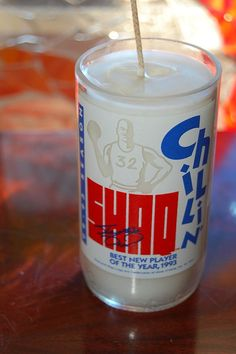 Shaq 1993 Vintage Pepsi Candle