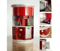 Original Circle Kitchen - IcreativeD