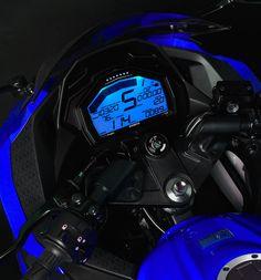 Digital LCD gauges for Kawasaki Ninja 300R & 250R