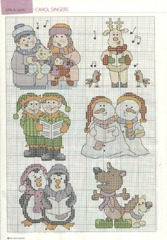 Gallery.ru / Фото #2 - Cross Stitch Favourites 2014 Christmas - ivanivo