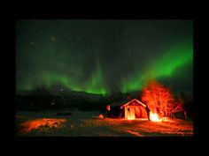 Powerful Solar Storm Sets Off Amazing Northern Lights Show