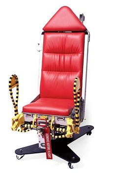 Bürostuhl Schleudersitz