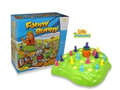 Rabbit Game Hop Over The Holes And Race To The Top To Win Instructions Included Great Fun Family Entertainment Game Amazing Present For Boys And Girls -- Find out more about the great product at the image link.Note:It is affiliate link to Amazon. #happy
