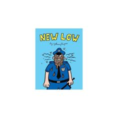 New Low (Paperback) (Johnny Ryan)