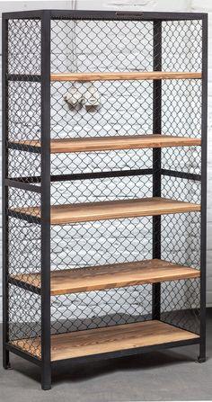 Welded Furniture, Iron Furniture, Steel Furniture, Industrial Furniture, Furniture Design, Plywood Furniture, Chair Design, Wood And Metal Shelves, Metal Shelving