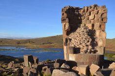 #sillustani #peru #travel  #lake #titicaca #puno