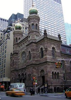 central synagogue in new york city | Central Synagogue, Manhattan, New York City