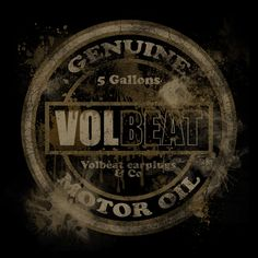 Volbeat, | Bravado - 5 Gallons - Volbeat - T-Shirt - Merch