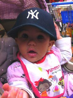 NY Yankees Baby