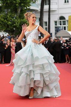 Celebrity wedding dress ideas & red carpet style 2016 from Cannes Met Gala Golden Globes, Oscars, BAFTA Awards and more (BridesMagazine.co.uk)