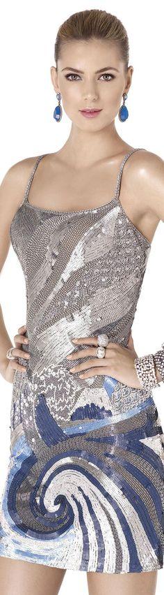 Beautiful...Pronovias 2015 Cocktail dress collection