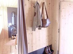 Entryway - Ufogel Tiny House