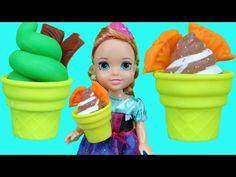 Bad guy STEALS Barbie's money ! Elsa, Anna & children HELP the police. Barbie is afraid ! - YouTube