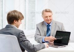 older man and young man with laptop computer ...  ad, adult, adver, age, appointment, blank, boss, business, businessmen, businesspeople, ceo, charts, co-working, colleagues, company, computer, copyspace, corporate, discussion, display, elderly, employee, employer, graphs, group, happy, having, laptop, meeting, men, modern, new, office, older, partners, partnership, pen, pensioner, people, pointing, professional, sceen, senior, smiling, startup, successful, teamwork, technology, two, young