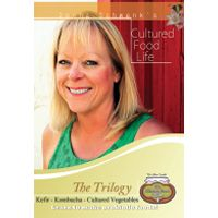 Cultured Food Life - The Trilogy DVD