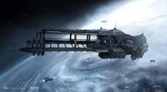 EVE Online, Why So Blue?