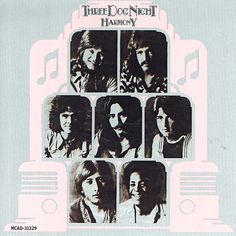 The Three Dog Night Quot It Ain T Easy Quot Rock And Roll Album
