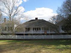 Kenilworth Plantation House, Alexandria, Louisiana