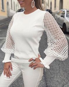 Asian Size Short Sleeve Lace Dress Lady Casual Loose O-neck Vintage AmaranTeen