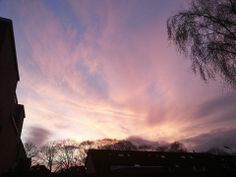 Sunset- TIlburg, Netherlands