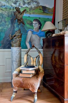 Сельский дом поэта Жана Кокто