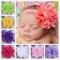 Lots 10pcs Lace Flower Kids Baby Girl Headband Hair Band Headwear Accessories   http://www.ebay.com/itm/Lots-10pcs-Lace-Flower-Kids-Baby-Girl-Headband-Hair-Band-Headwear-Accessories-/231246352388?pt=US_Baby_Accessories&hash=item35d75b5004