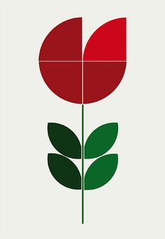 *graphic design, illustrations, flower, advertisement*