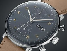 Based on drawings by the Swiss Bauhaus artist Max Bill, the original Max Bill Chronoscope launched in 1962. Since then, the line has become a modern classic and been regularly updated by the German brand Junghans. The latest version is now set for release in May of 2015. More than 50 years after its debut, …