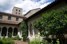 The Cloisters- My favorite out of all the NYC museums.