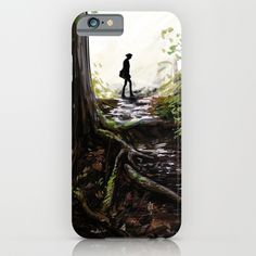 phone case http://society6.com/product/eerie-forest-kfs_iphone-case#52=377