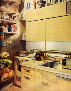 An Old Kitchen with New Ideas  - HouseBeautiful.com