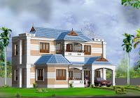 3 D House Plans New House Plan with the Implementation Max Modern - Lilly is Love Home Design Software Free, 3d Home Design, 3d Interior Design, Modern House Design, Interior Design Inspiration, Exterior Design, Exterior Homes, Design Ideas, 3d Home Architect