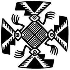 Resultado de imagen para dibujos aborigenes para imprimir Arte Tribal, Tribal Art, Mexican Graphic Design, Kunst Der Aborigines, Colombian Art, Art Alevel, Aztec Culture, Native American Symbols, Paperclay