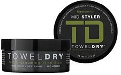 Towel Dry Mid Styler, Medium Hair, 2.5 oz (Pack of 6) >>> Be sure to check out this awesome product.