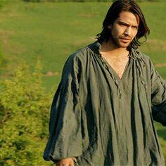 The Musketeers - D'Artagnan hair!porn, take 2.