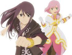 Tales of Vesperia | Yuri and Estelle